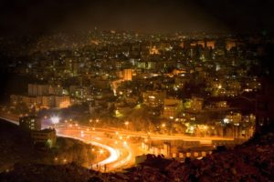 Night Life In Jordan Accurate Travel Tours