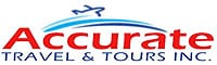 Accurate Official Logo Accurate Travels & Travels