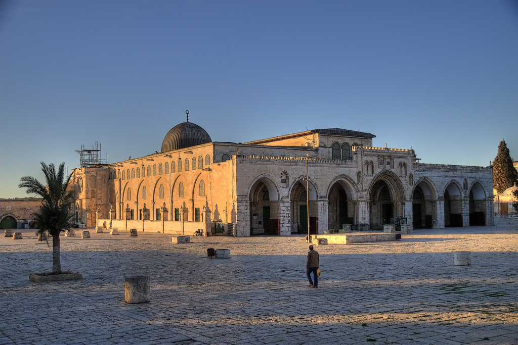 Masjid Al Aqsa Spain Historical Mosque Accurate Travels & Travels INC