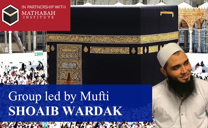 Hajj 2020 Group Led By Mufti Shoaib Wardak