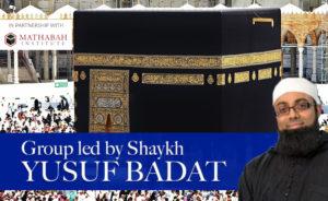 Hajj 2020 Group Led By Mufti Shaykh Yusuf Badat Islamic Foundation