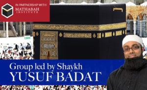 Hajj 2020 Group Led By Mufti Shaykh Yusuf Badat
